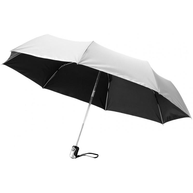 Parapluie pliant automatique Sally - Parapluie pliant publicitaire - cadeaux d'affaires
