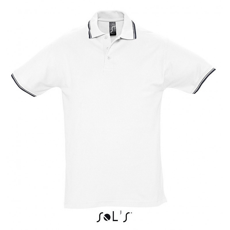 Polo golf homme Practice - Polo manches courtes - marquage logo