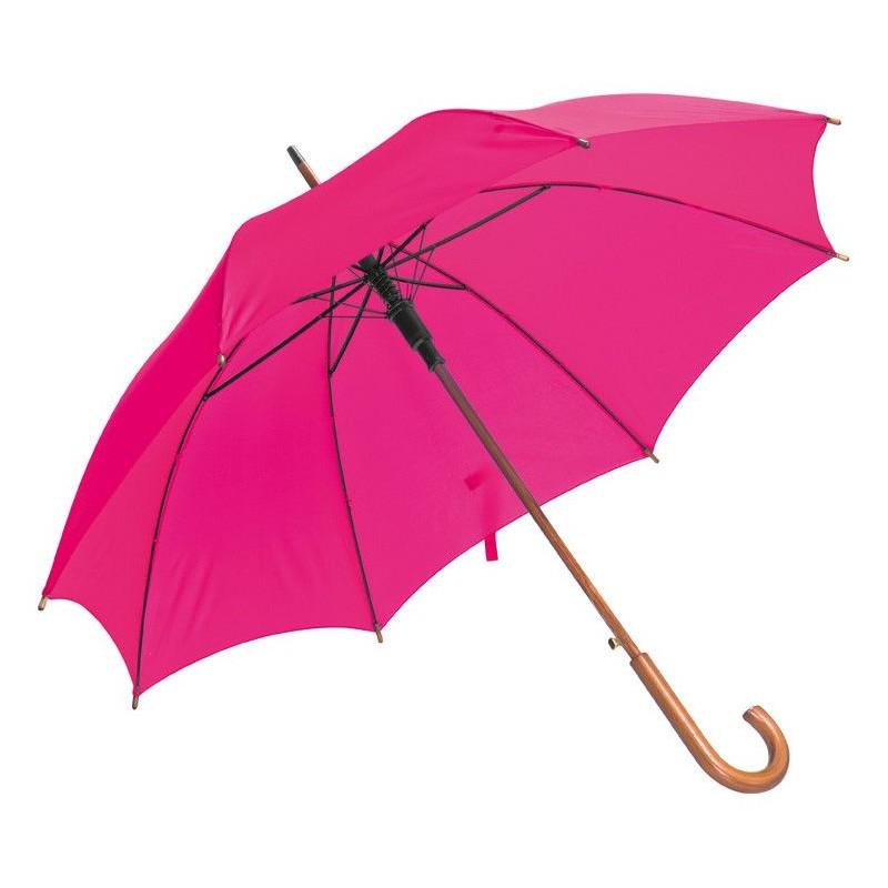 Parapluie automatique Megan - Parapluies spéciaux publicitaires personnalisé