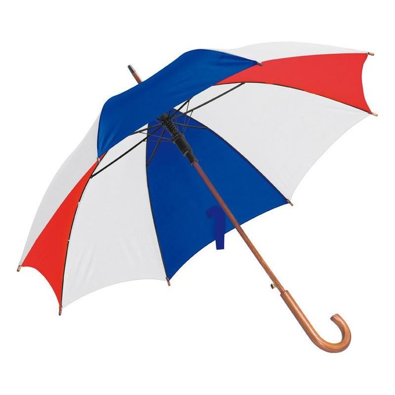 Parapluie automatique Megan - Parapluies spéciaux publicitaires - marquage logo