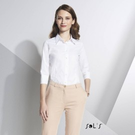 Chemise femme manches 3/4 Effect