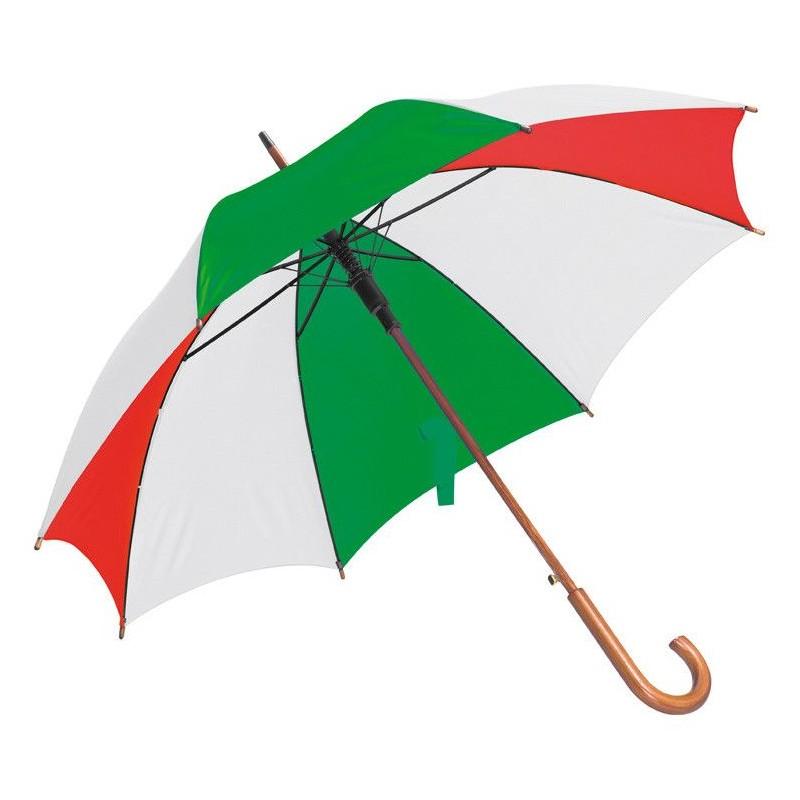 Parapluie automatique Megan - Parapluies spéciaux publicitaires - cadeau d'entreprise personnalisé