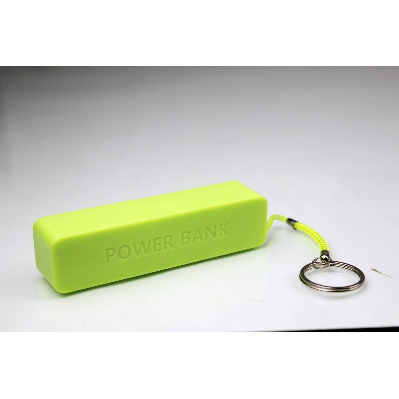 Batterie nomade rechargeable Power - Batterie externe - marquage logo