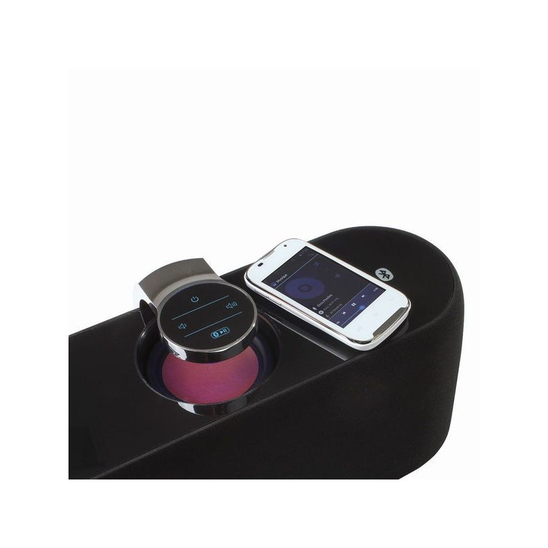 Enceinte 2.1 Bluetooth Clip Sonic - Enceintes et écouteurs publicitaire