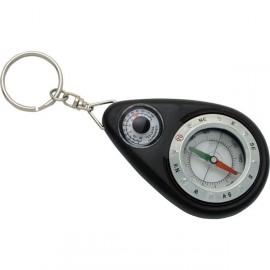 20-234 Boussole et thermomètre Drop personnalisé