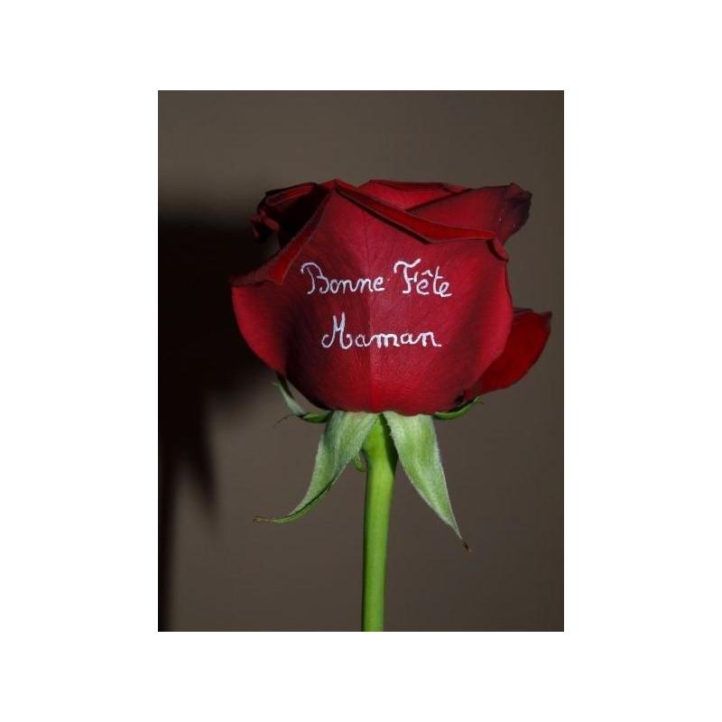 93-000 Roses personnalisables personnalisé