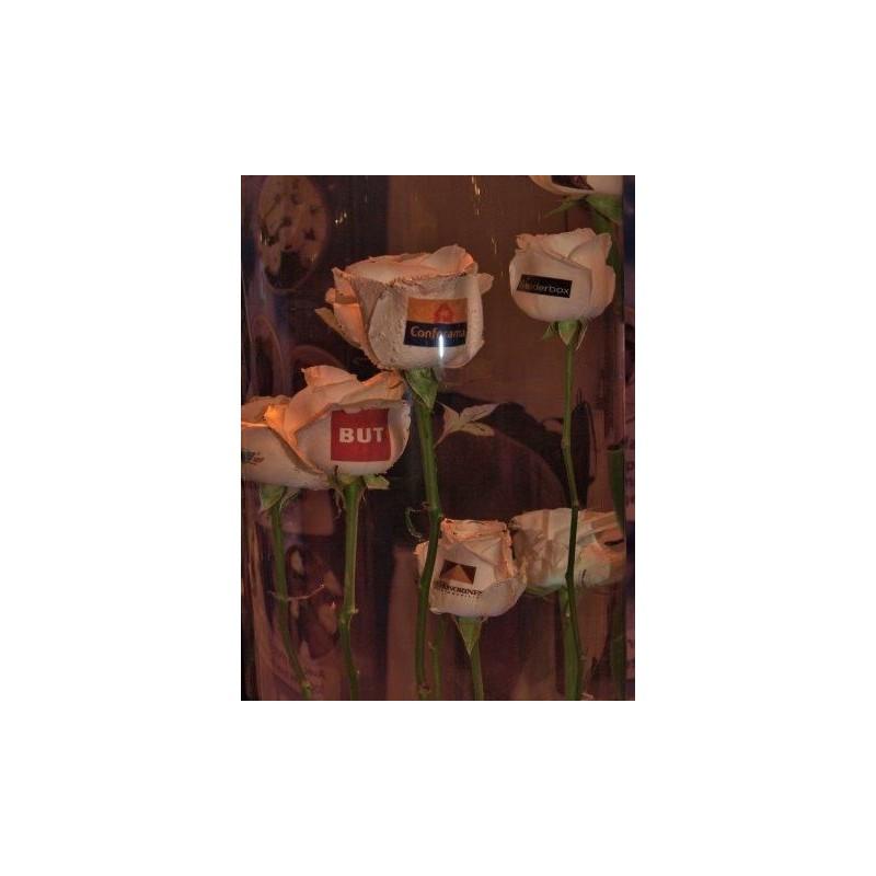 Roses personnalisables - Jardinage - objets publicitaires