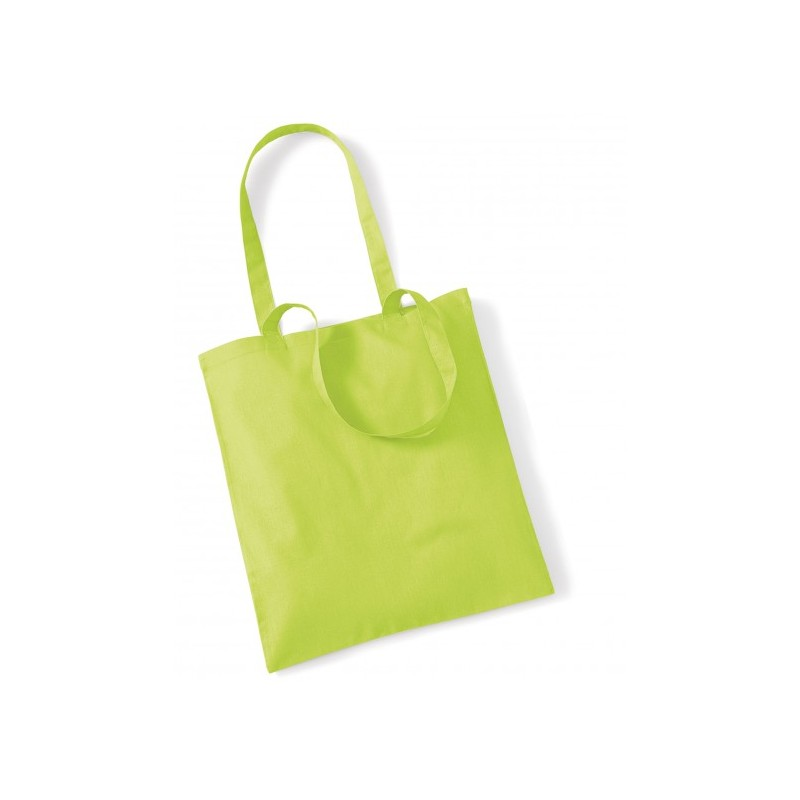 Sac Shopping publicitaire  - Sac shopping en coton - marquage logo