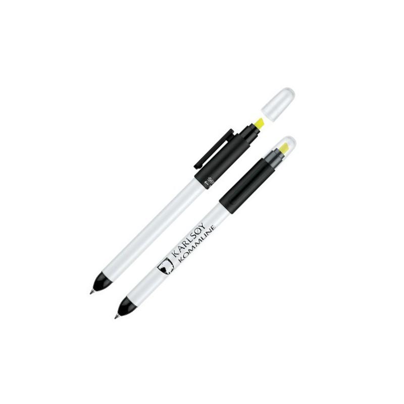 14-061 Stylo-bille Duo-Pen personnalisé