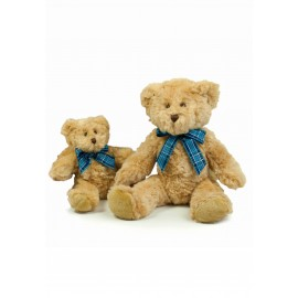 Peluche ours brun clair Mumbles
