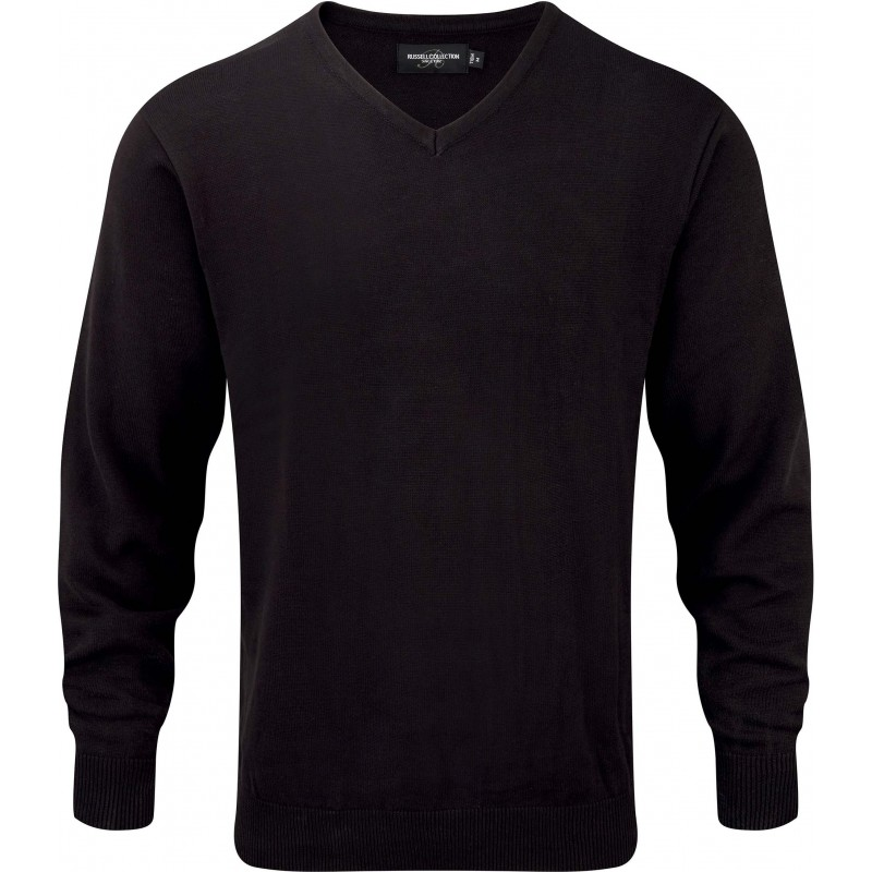 Pullover homme col V - Pull - cadeaux d'affaires