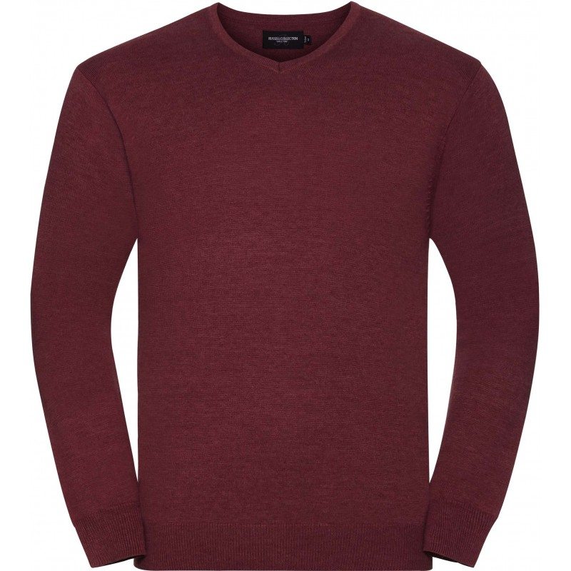 Pullover homme col V - Pull - produits incentive