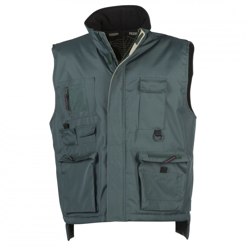 Bodywarmer multipoches Pen Duick - Bodywarmer sur mesure