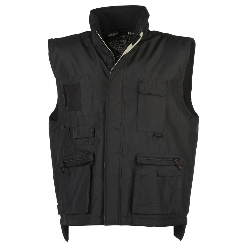 Bodywarmer multipoches Pen Duick