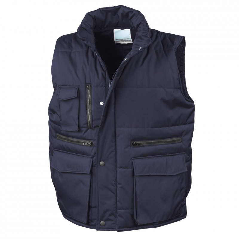 Bodywarmer Workwear Result - Bodywarmer sur mesure