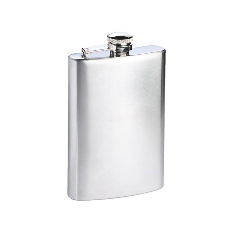 Flasque en acier inoxydable  - Flasque personnalisé