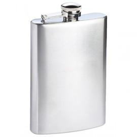 Flasque en acier inoxydable