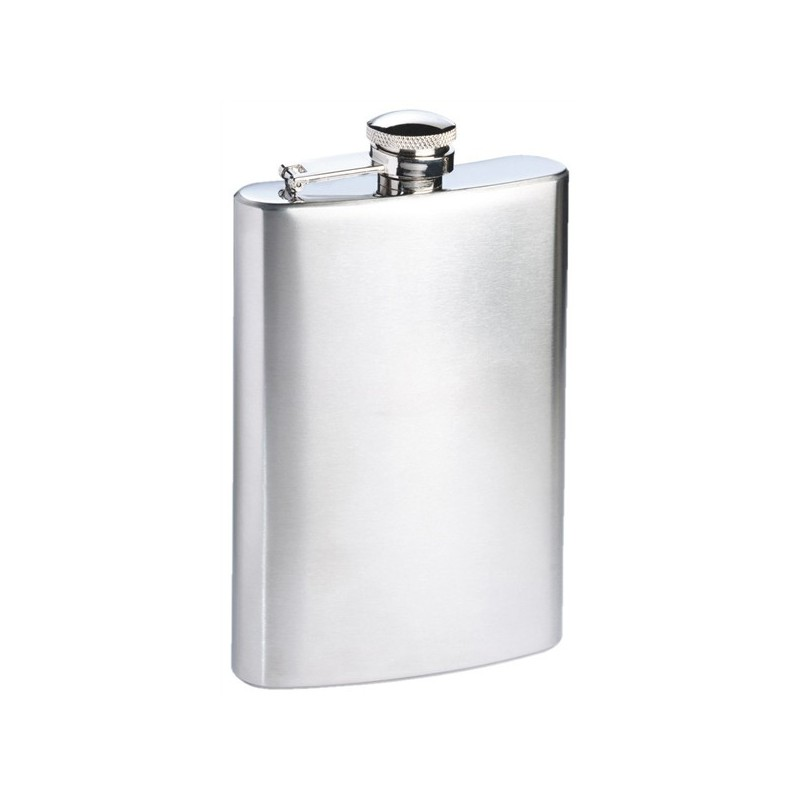 Flasque en acier inoxydable - 34-039