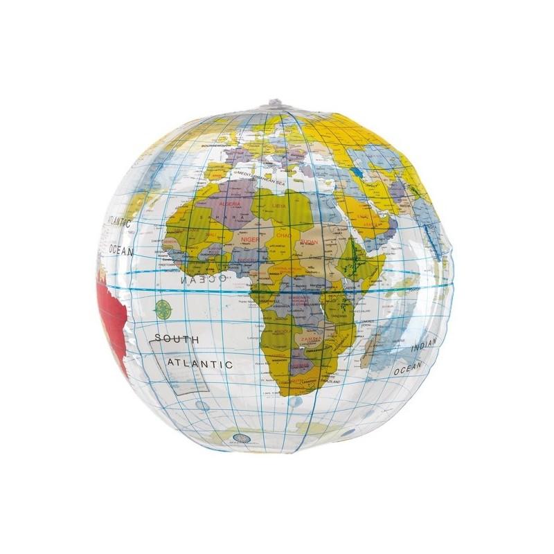 Globe gonflable - Autres objets gonflables personnalisé