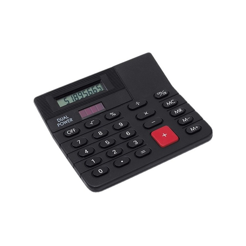 calculette publicitaire de bureau calculatrice personnalis e. Black Bedroom Furniture Sets. Home Design Ideas