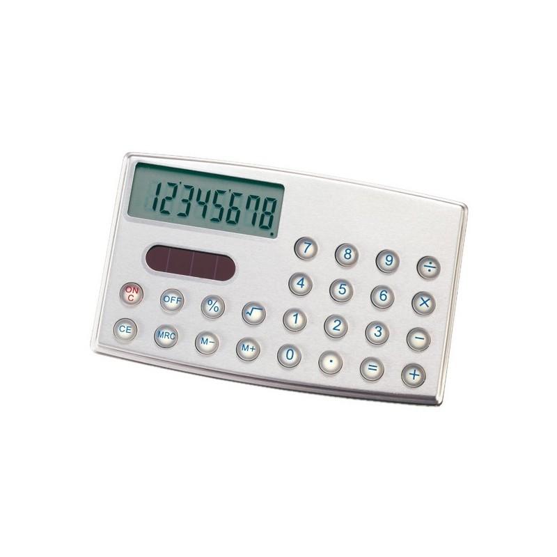 Calculatrice carte de crédit publicitaire - Calculatrice de poche personnalisé