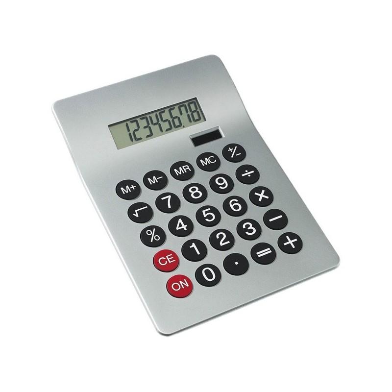 34-223 Calculatrice solaire Glossy personnalisé