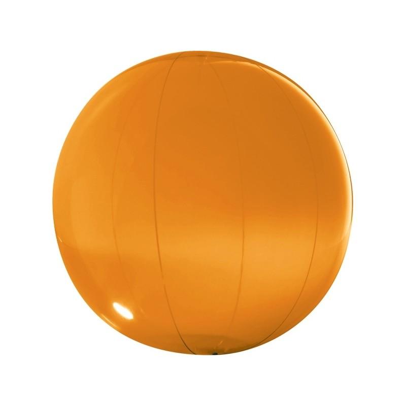 Ballon de plage transparent - Ballon de plage - marquage logo