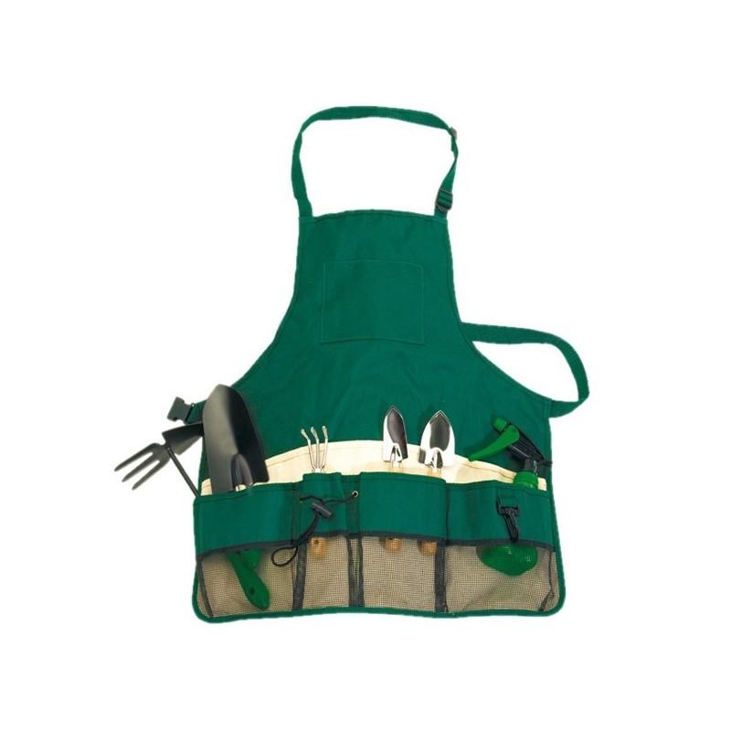 34-323 Tablier de jardinage avec accessoires personnalisé