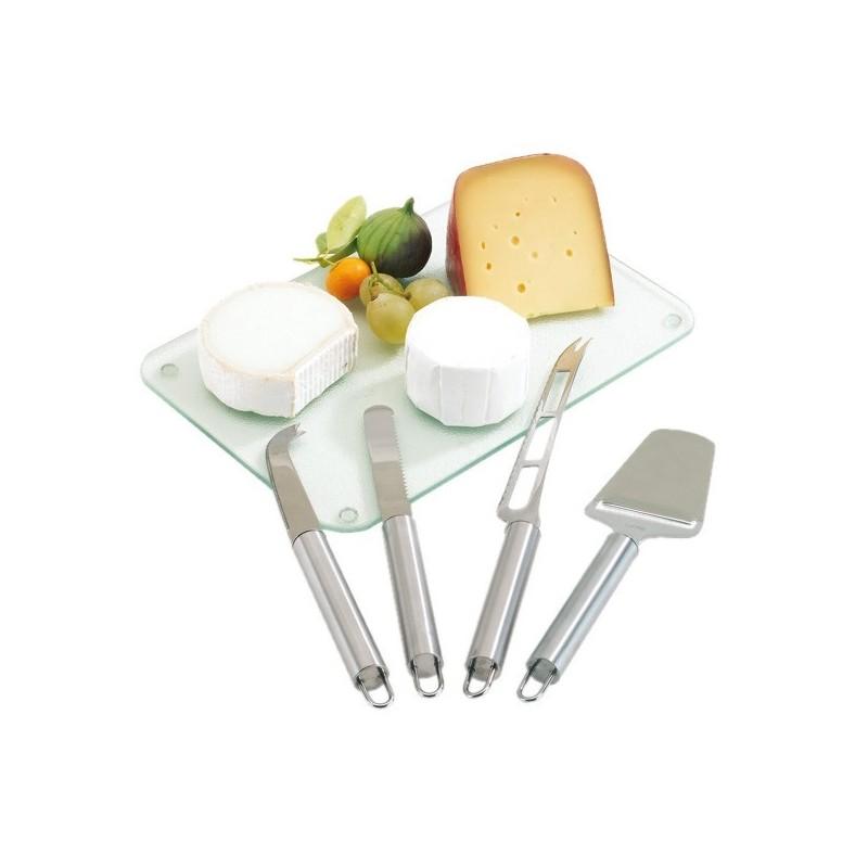 34-379 Set de couteaux à fromage Cheese personnalisé