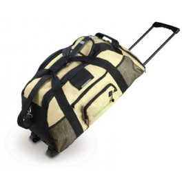 Sac de sport roulant transformable