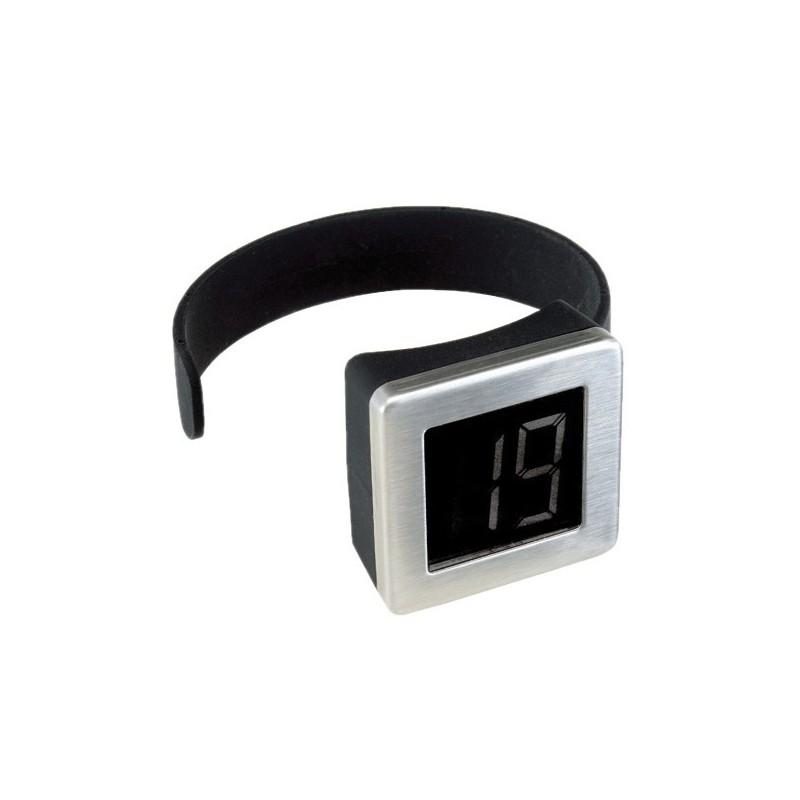 34-641 Thermomètre à bouteille digital Bolero personnalisé