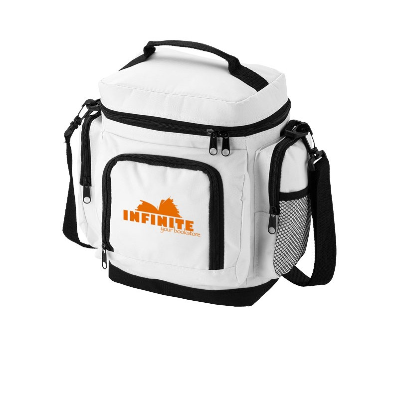 Sac isotherme multi-poches - Sac isotherme publicitaire