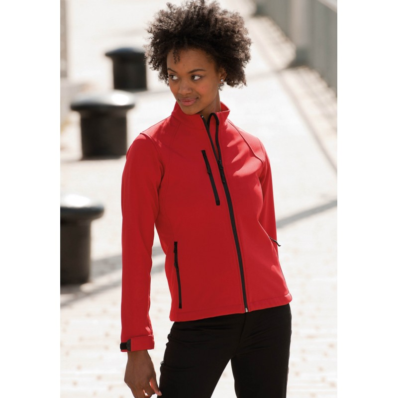 Veste Softshell femme Jerzees - Softshell publicitaire