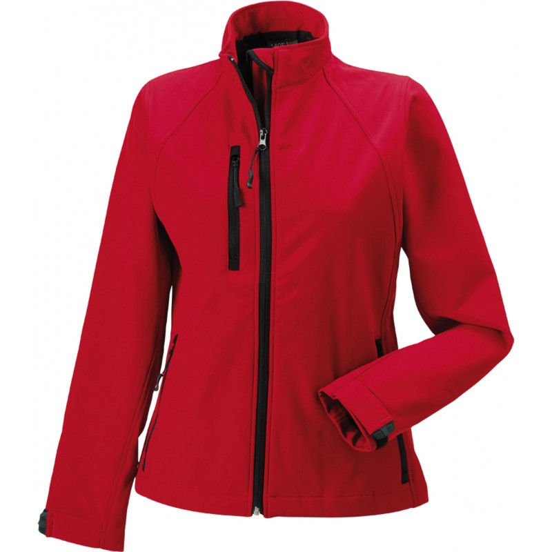 Veste Softshell femme Jerzees - Softshell sur mesure