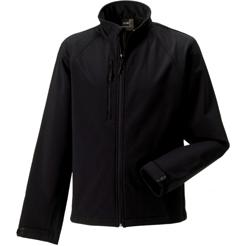 Veste Soft Shell homme Jerzees - Softshell - objets promotionnels