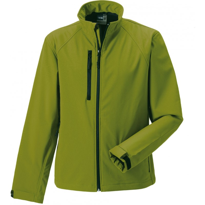 Veste Soft Shell homme Jerzees - Softshell - objets publicitaires