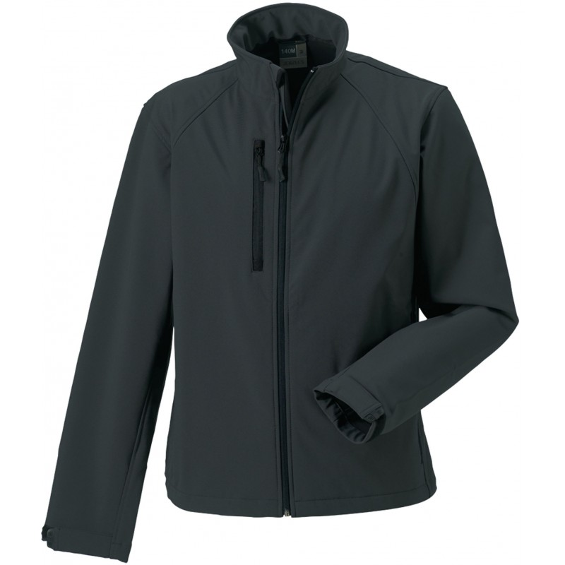 Veste Soft Shell homme Jerzees - Softshell - produits incentive