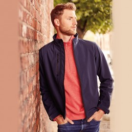 Veste Soft Shell homme Jerzees