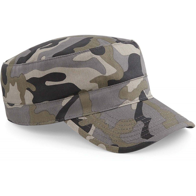 Casquette camouflage publicitaire Beechfield - Casquette publicitaire