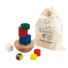 Jeu de patience Crazy Tower