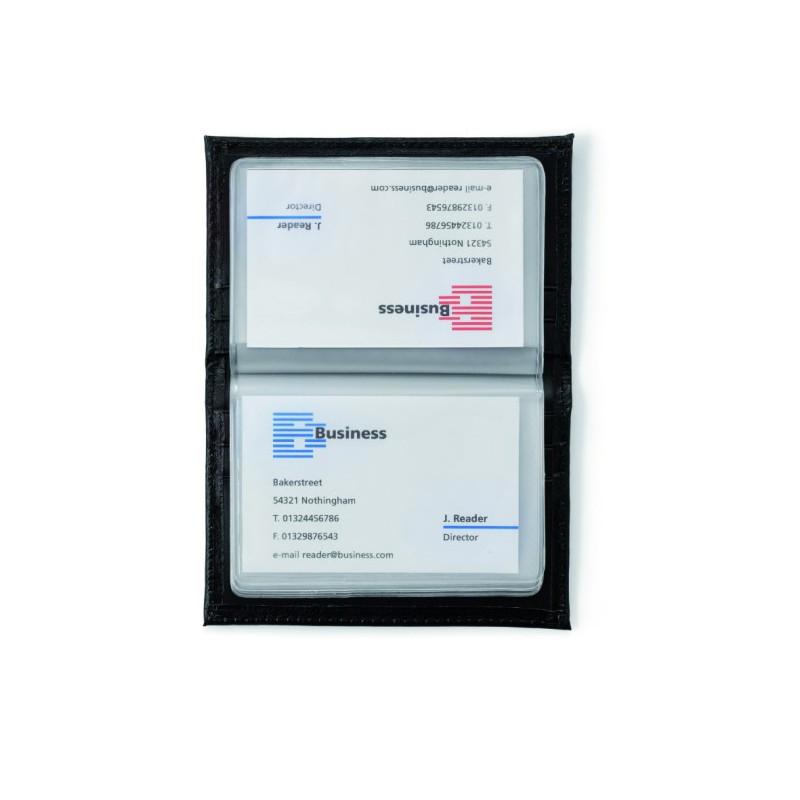 Etui porte-cartes personnalisé - Porte-cartes personnalisé