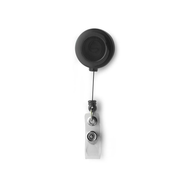 Porte-badge clip métal - Porte-badge - objets publicitaires