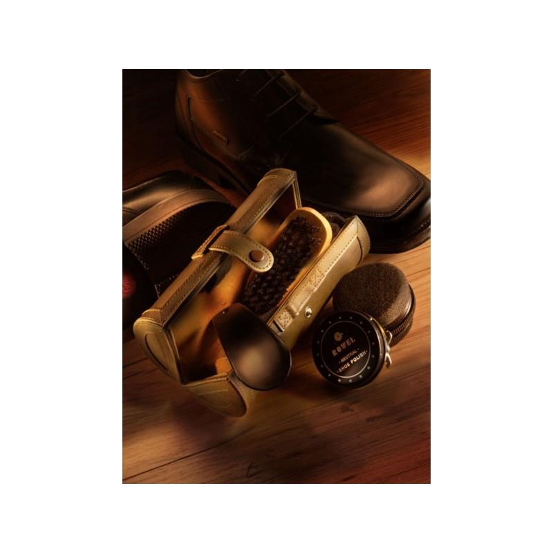 Set de cirage 5 pièces - Entretien chaussures publicitaire