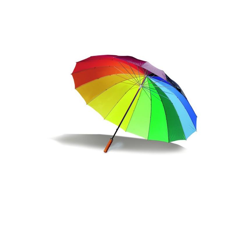 Parapluie grand golf publicitaire