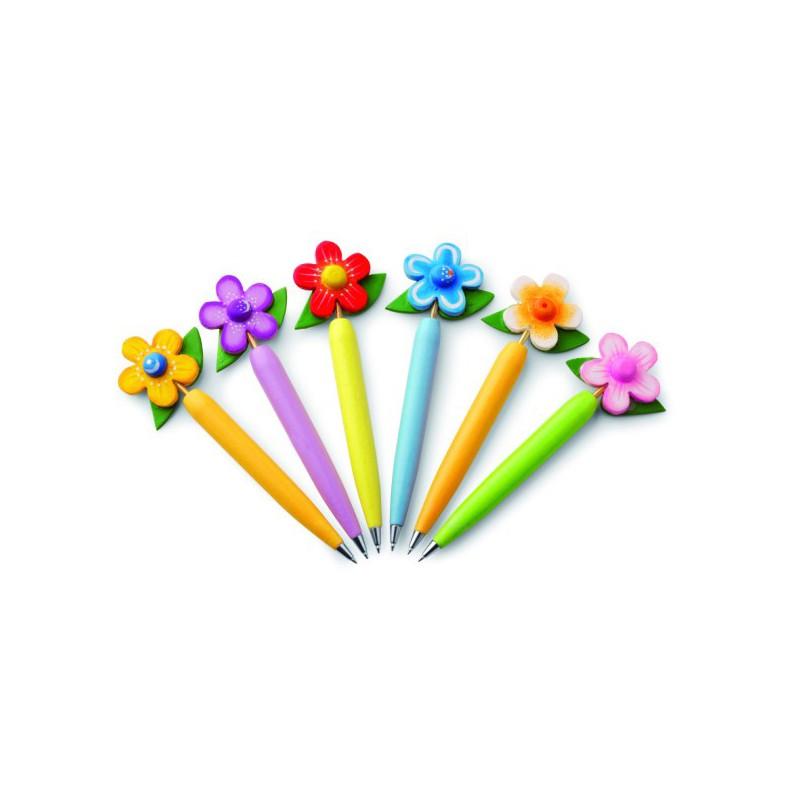 Stylo bille Fleur - 30-302