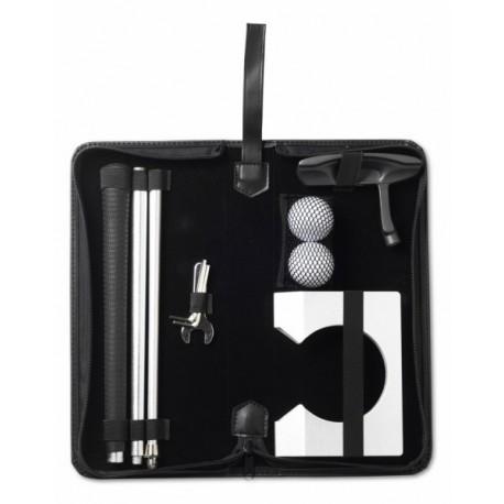 set de golf objets publicitaires. Black Bedroom Furniture Sets. Home Design Ideas