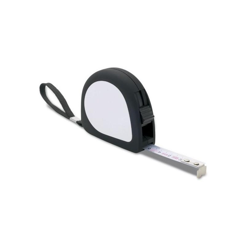 Mètre ruban plastique 3m - Mètre ruban personnalisé