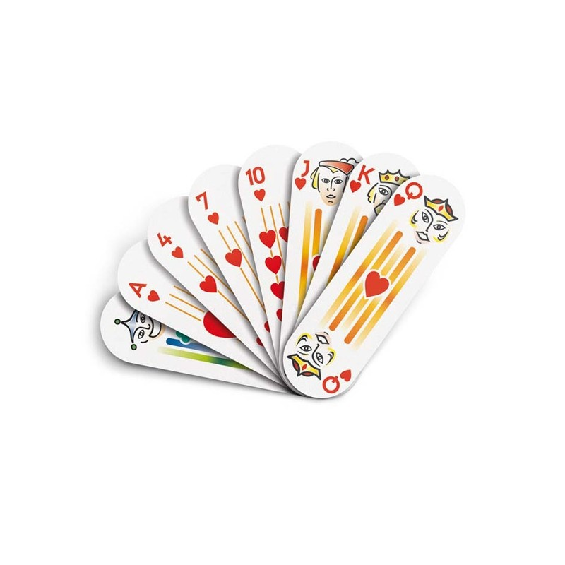 Mini jeu de carte de Poker