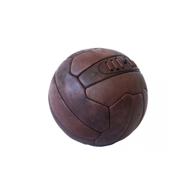 Ballon de football Old School Leather - Importation directe personnalisé