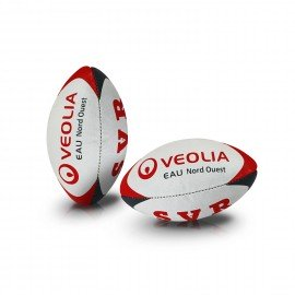 "Mini-ballon de rugby ""Rubber"""